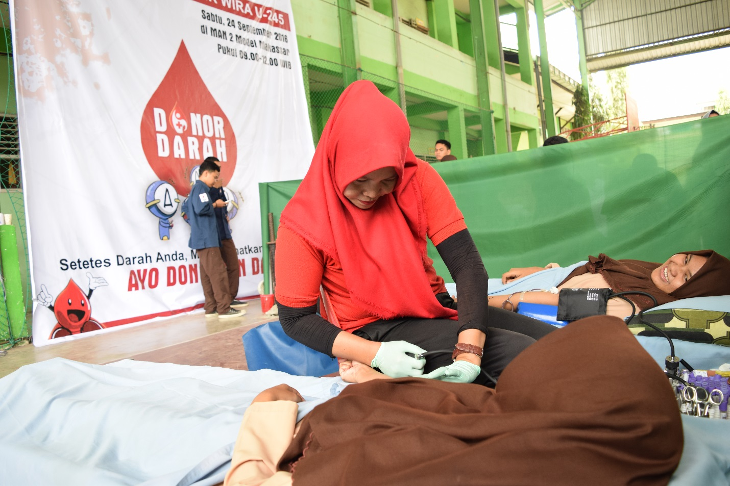 Give Blood Give a life