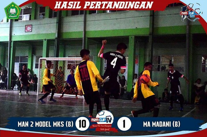 Semarak M2M cup2016