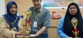 Man 2 Makassar Merajai English Competition UIN 2018
