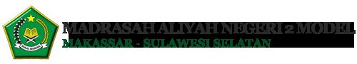 Madrasah Aliyah Negeri 2 Model Kota Malassar – Sulawesi Selatan