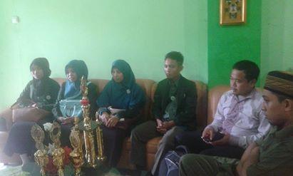 Kuliah Kerja Amaliah STAI Mawaddah di Man2 Model Makassar  2016