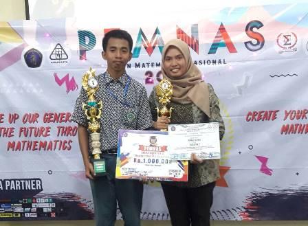 Man 2 Model Makassar Juara Kompetisi Matematika Nasional 2017
