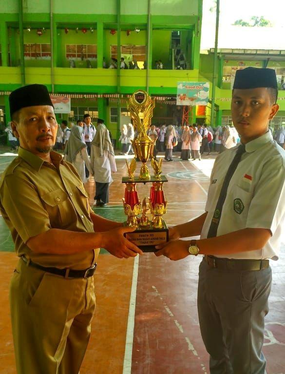 Man 2 Makassar juara Basket Athira 2018