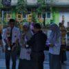 Derap prestasi Paskibraka 2019 MAN 2 Makassar