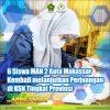 6 Siswa MAN 2 Kota Makassar Kembali melanjutkan Perjuangan di KSN Tingkat Provinsi